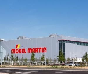 Neues Flaggschiff symbolisiert Wachstum und Zukunftssicherung / Möbel Martin in Mainz